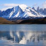 Auf dem Weg zum Parque Nacional Torres del Paine