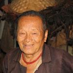 Der Stammesaelteste - 84 Jahre alt
