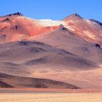 Der Altiplano liegt auf einer durchschnittlichen Höhe von 3.600 m ü.NN und erstreckt sich über eine Fläche von etwa 170.000 km².