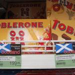 Produkt aus Schottland, gehts noch??? Wir waren schockiert!!! :-)