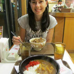 Sie kann wieder Essen!! :)