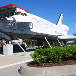 Space Shuttle - Der letzte Shuttle-Flug fand Mitte 2011 statt. Mit der Landung des Shuttles Atlantis ging die Ära der US-Raumfähren am 21. Juli 2011 zu Ende.