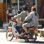 Laoten-Transport