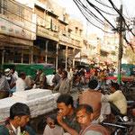 Die vielen Bazare von Delhi