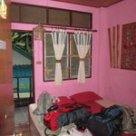 Erste Unterkunft auf Ko Phi Phi