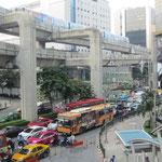 Bangkok City - Eine sehr, sehr turbolente Stadt