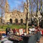Ciudad Vieja, die Altstadt Montevideos