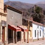 Die Strassen von Tilcara, Quebrada de Humahuaca