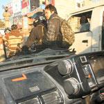 Fahrt mit einem nepalesischen Taxi vergisst man nicht so schnell
