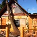 Häuser in Hanga Roa