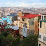 Valparaiso gehört zu den Städten derUNESCO-Weltkulturben.
