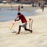 Inder lieben über alles Cricket