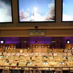 Im Kontrollraum der NASA
