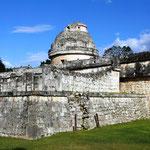 Mit einer Fläche von 1'547 Hektar ist Chichén Itzá einer der ausgedehntesten Fundorte in Yucatán.