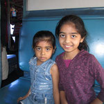 Im Zug Richtung Jodhpur