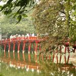 Ngoc-Son Tempel