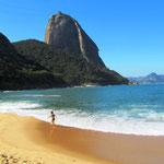 Strand bei Urca