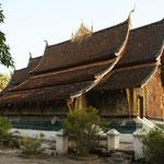 Wunderbare Tempel in Luang Prabang, auch dann, wenn man schon tausende gesehen hat :)
