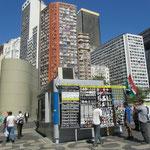 Im Centro von Rio de Janeiro
