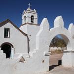 San Pedro de Atacama, ein Dörfchen auf 2'500 Metern über Meer