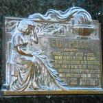Das Grab der berühmten und beliebten Evita Peron