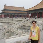Hunderet von verschiedenen Tempel und Gebäude gabs zu besichtigen...