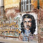 San Telmo, Wandmalereien