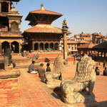 Altstadt von Patan