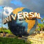 Universal Orlando, Besuch der Universal Studios und Universal's Islands of Adventure.