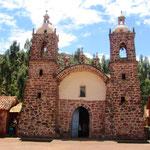 Auf dem Weg von Cusco nach Puno