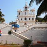 Panjim, ehemalige Hauptstadt der portugiesischen Kolonie Portugiesisch-Indien