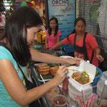 Pat Thai - Njam njam, ein Nachtessen für 70 Rappen