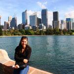 Sydney, eine der schönsten Städte die wir je gesehen haben