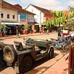 Siem Reap, eine schönes Städtchen mit vielen guten Beizen