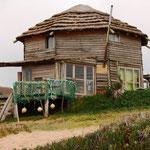 Punta del Diablo, ein kleines Fischerdorf ganz im Osten Urugays, nahe an der brasilianischen Grenze
