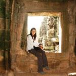 Bayon im Angkor Thom