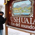 Ushuaia, die südlichste Stadt der Welt