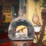 Gemütliches Restaurant am Titicacasee