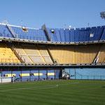 La Boca - Stadion von Boca Juniors