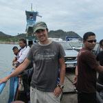 Überfahrt nach Krabi