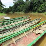 Pampas del Yacuma - Yacuma Fluss