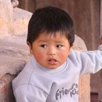 Humahuaca, die Gesichter der Menschen verändern sich im Norden Argentiniens.