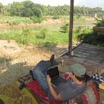 Relaxen in Luang Prabang - schöööön