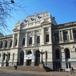Montevideo, die Hauptstadt Uruguays