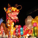 Chinesisches Herbstfest in Singapur