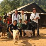 Unsere Trekking Gruppe - Sabadiii und Sabadei