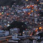 Im Stadtgebiet von Rio leben rund 6,3 Millionen Menschen