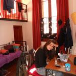 Unser schönes Daheim in Buenos Aires (Empfehlung von zwei Weltreisenden! Gracias Lea u. Tinu)
