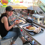 Chinesisches Essen im Universal CityWalk