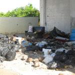 Unübersehbares Müllproblem